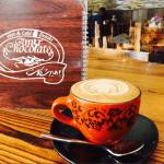 کافه امیر شکلات منظریه رشت