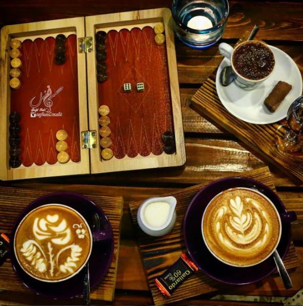 کافه سُل کافه سُل رشت