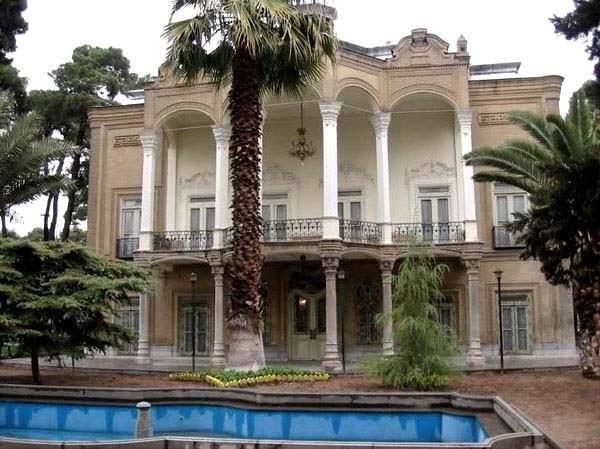 باغ ایلخانی شیراز