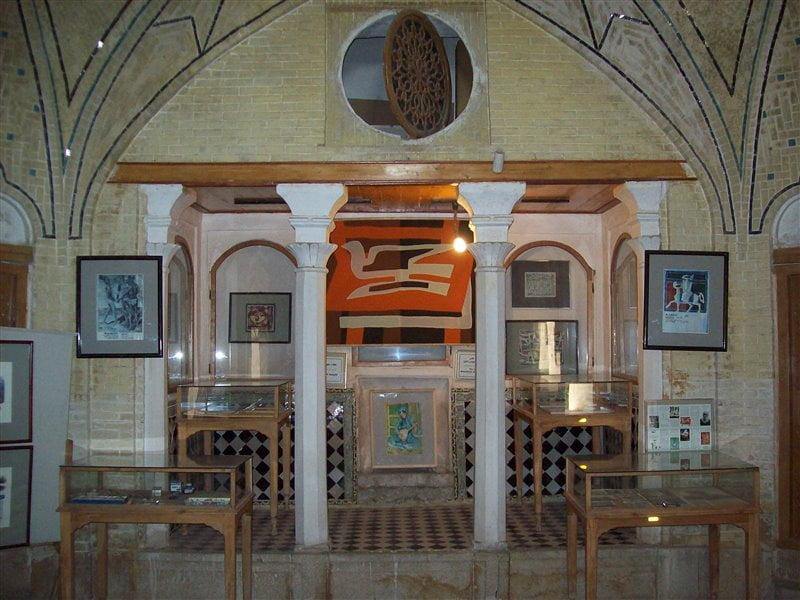 موزه مشکین فام شیراز
