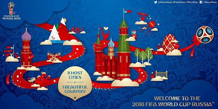 توصیه های نهایی برای سفر به روسیه جام جهانی 2018
