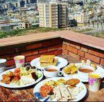 رستوران باداس تبریز