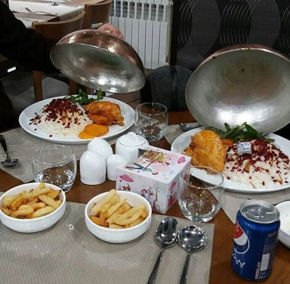 رستوران سارای تبریز