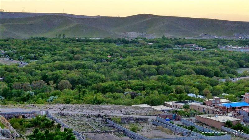 روستای اسفهلان