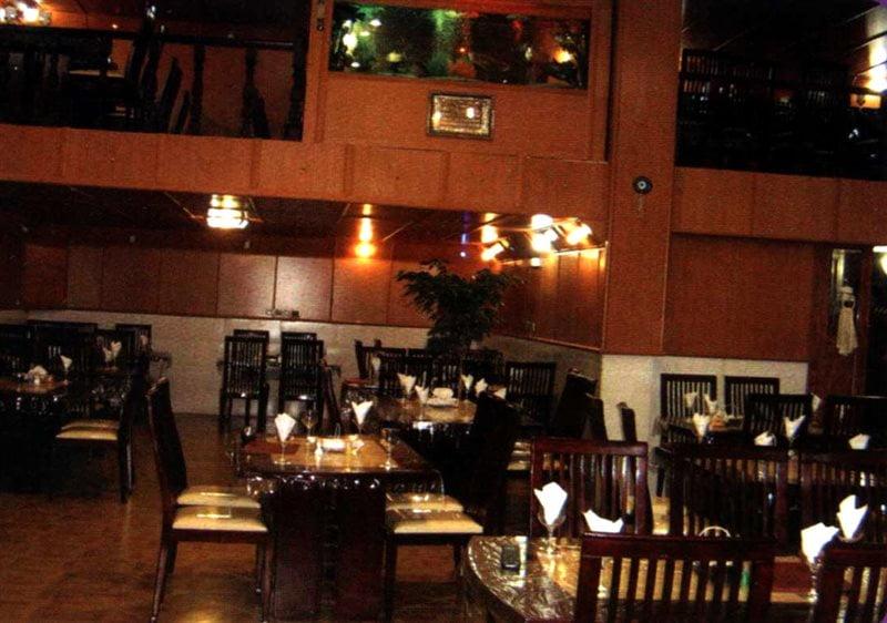 رستوران آهو  رستوران آهو شیراز