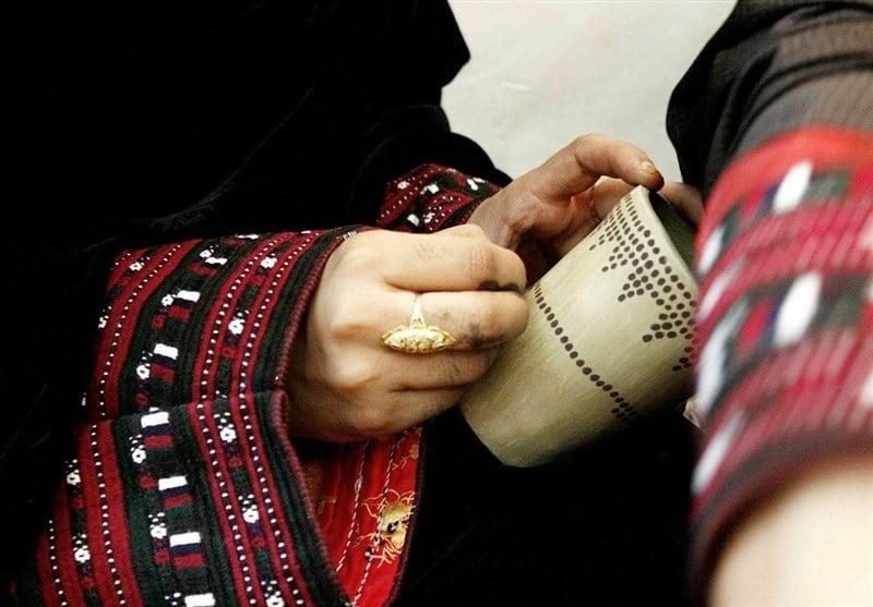 -دستی 81 اثر صنایع دستی سیستان و بلوچستان نشان مرغوبیت کسب کردند