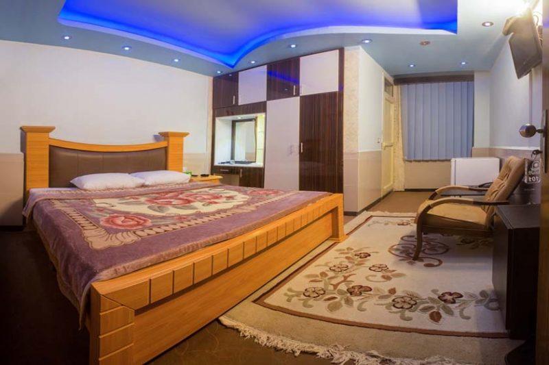 هتل آرمان قشم