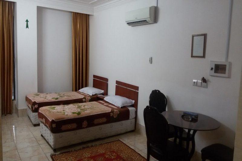 هتل آپارتمان عامری قم