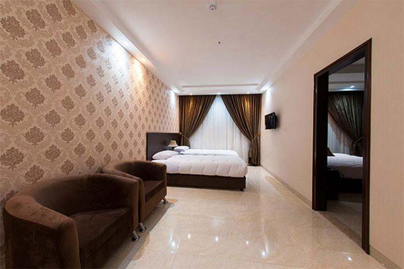 هتل جمیل قم