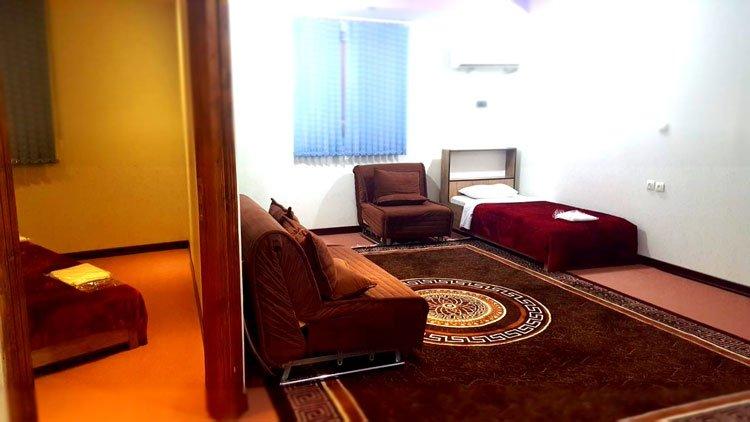 هتل سان سیتی قشم