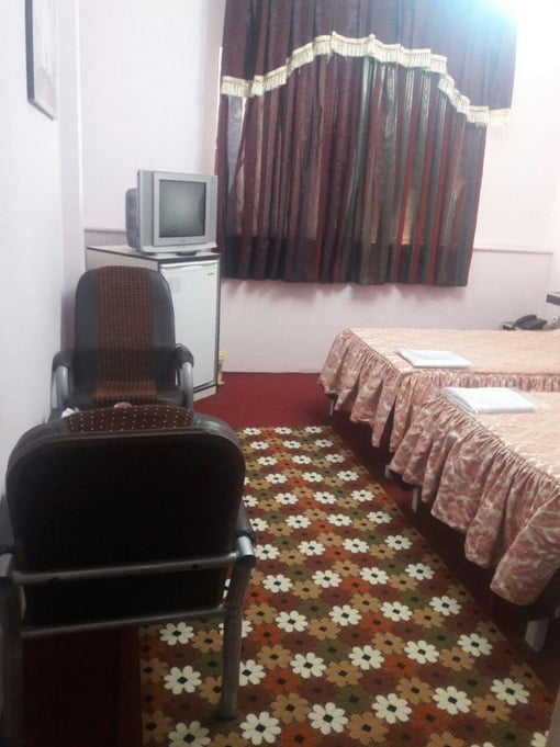 هتل میرعماد قزوین