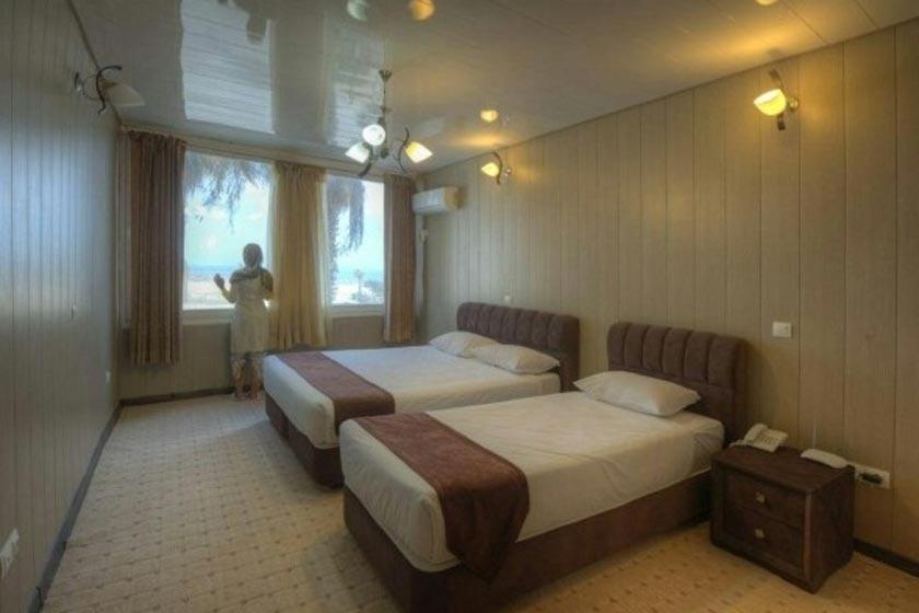 هتل ژئو پارک قشم