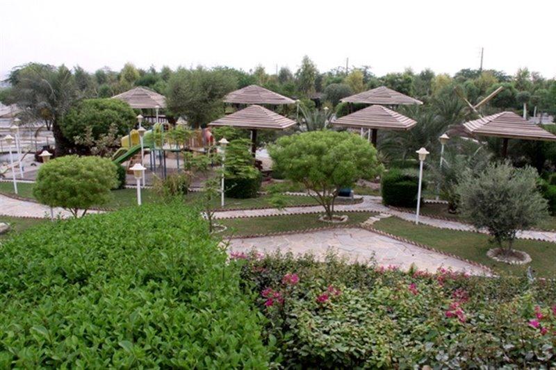 پارک جنگلی عباس میرزا تبریز