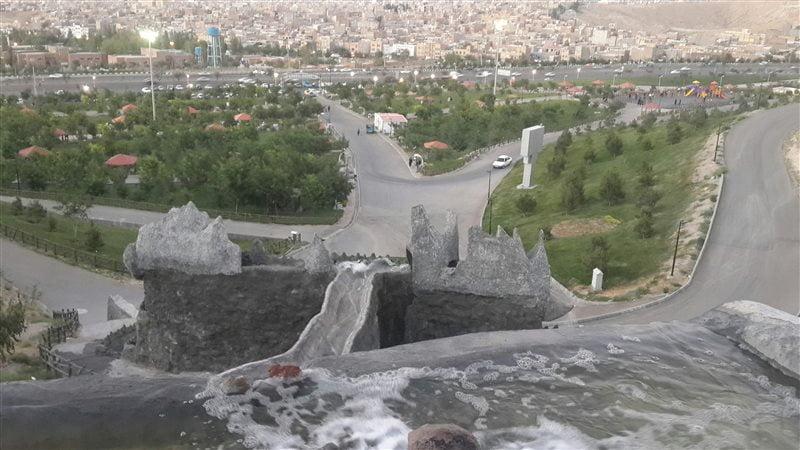 پارک جنگلی یادگار امام تبریز