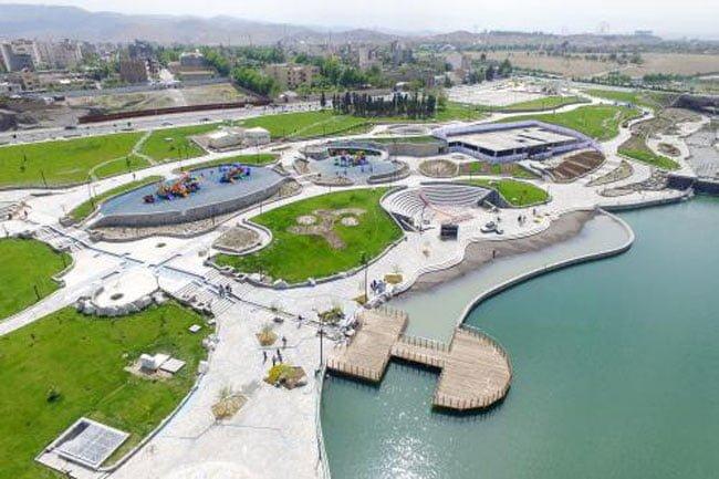 پارک ملی چهل بازه مشهد 20 جای دیدنی مشهد در تابستان