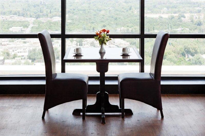 کافه چشم انداز هتل چمران