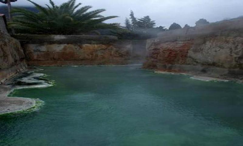 آب گرم سادات محله رامسر