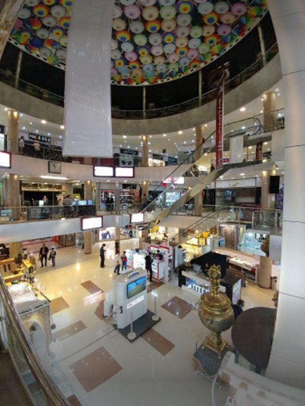 مرکز خرید آریا یزد