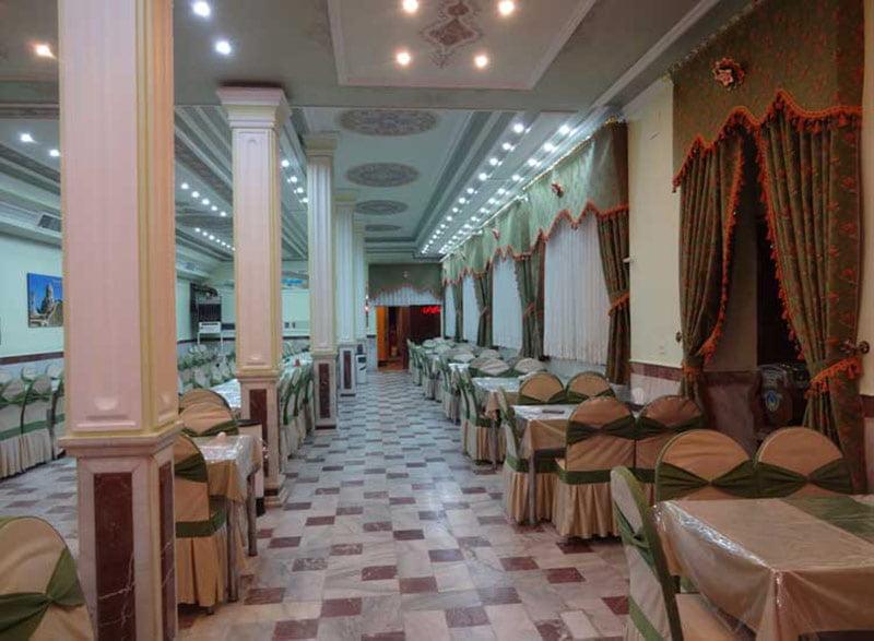رستوران احسان کاشان