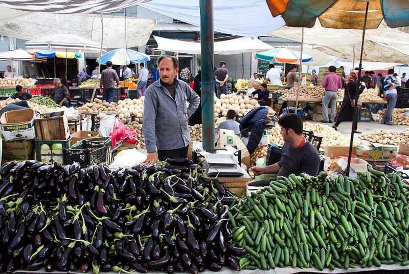 بازارهای هفتگی فومن