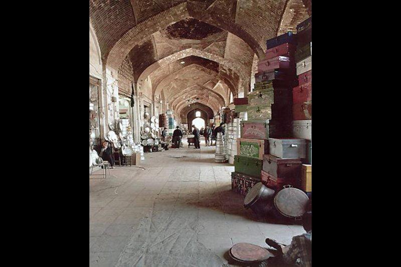 بازار ارگ کرمان - بازار ارگ کرمان