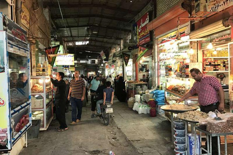 بازار سنتی شوشتر