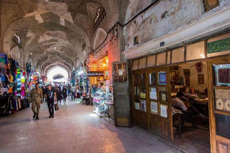 بازار میدان قلعه