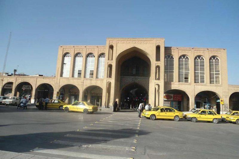 بازار نقاره خانه کرمان