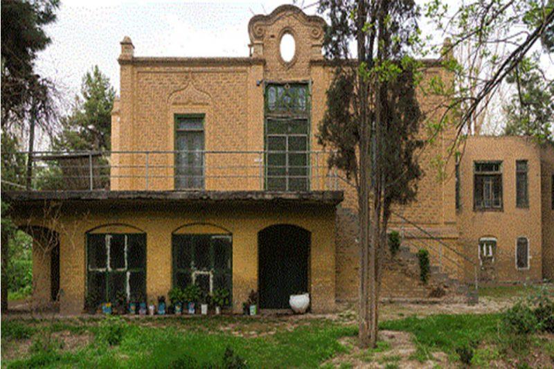 باغ و عمارت تاریخی سعیدی