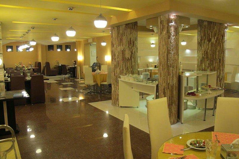 رستوران آ اس پ کرمان