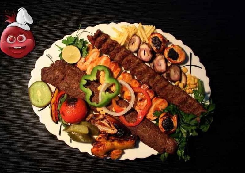 -انار-کاشان-4 رستوران انار کاشان