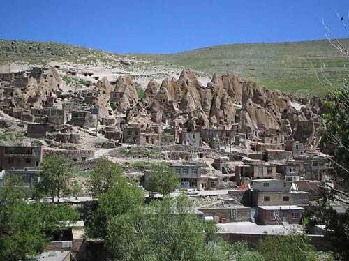 کندوان  خنک ترین شهرهای ایران در گرمای تابستان