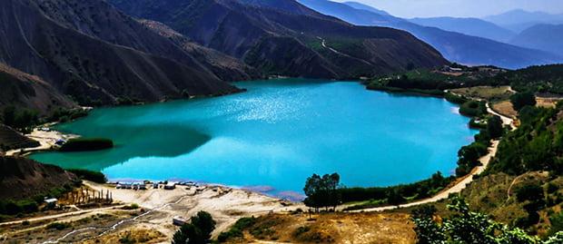 دریاچه ساهون