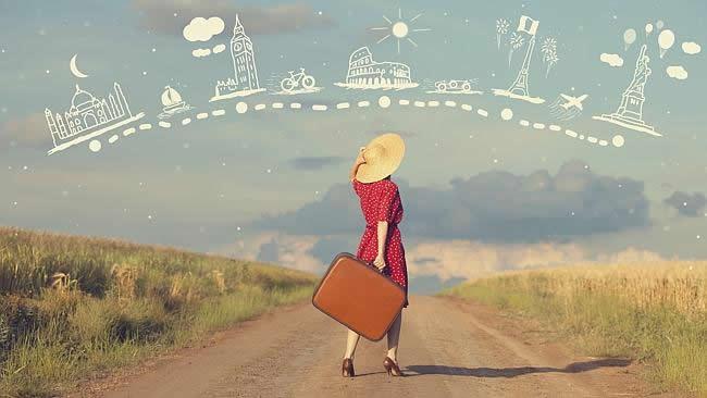 سفر زنان  زنان به این کشورها تنها سفر نکنند