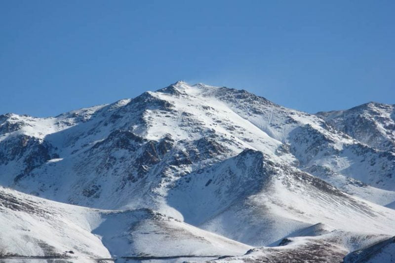 قله گرگش