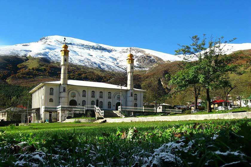 مسجد آدینه روستای جواهرده