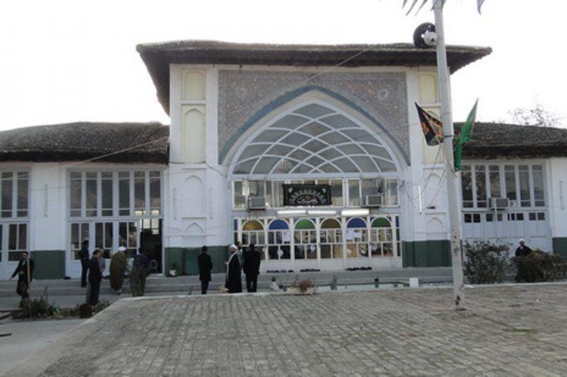 مسجد حاج مصطفی خان - مسجد حاج مصطفی خان