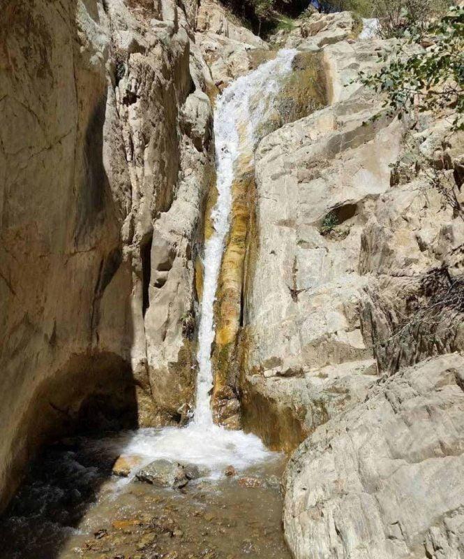 منطقه گردشگری بوژان