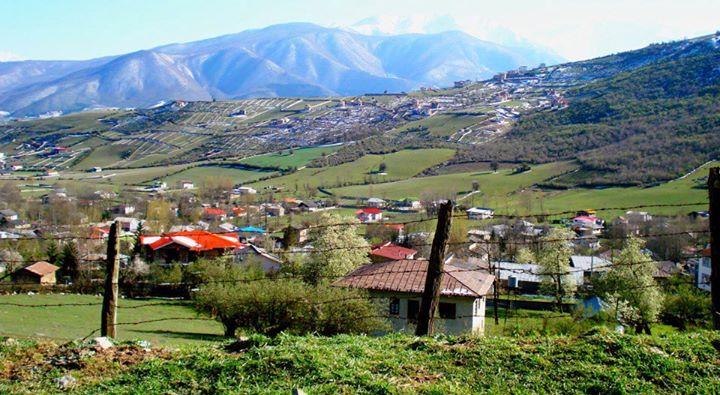 روستای مکارود