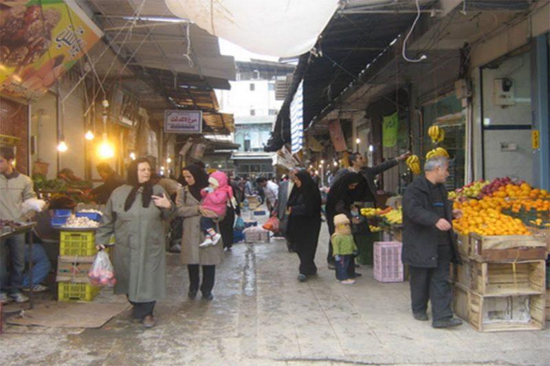 بازار نرگسیه