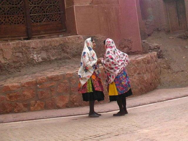 کاهش بازدید گردشگران داخلی و خارجی از ابیانه