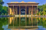 چهل ستون، نقش جهان و مسجد جامع عتیق در معرض خطر بهعلت خشکسالی