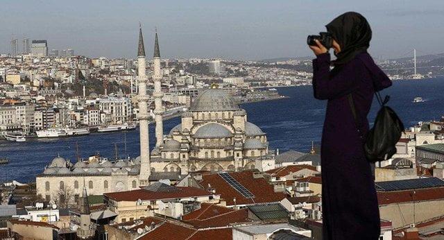 درآمد کلان ترکیه از گردشگری ادامه دارد
