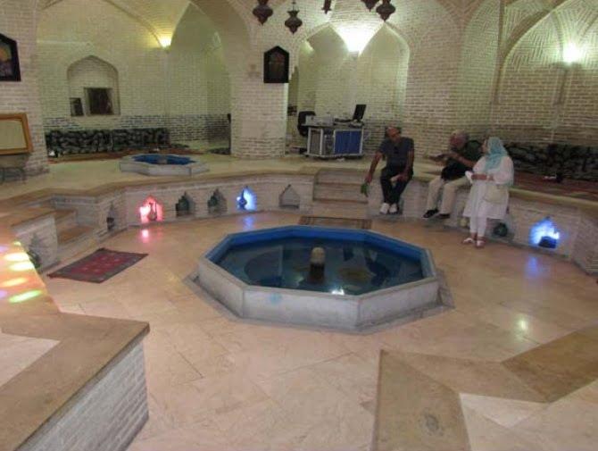 ابوالمعالی - جاهای دیدنی یزد در پاییز