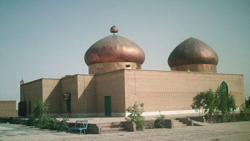 امامزاده شمس الدین 800x450 - جاهای دیدنی گرمسار در پاییز