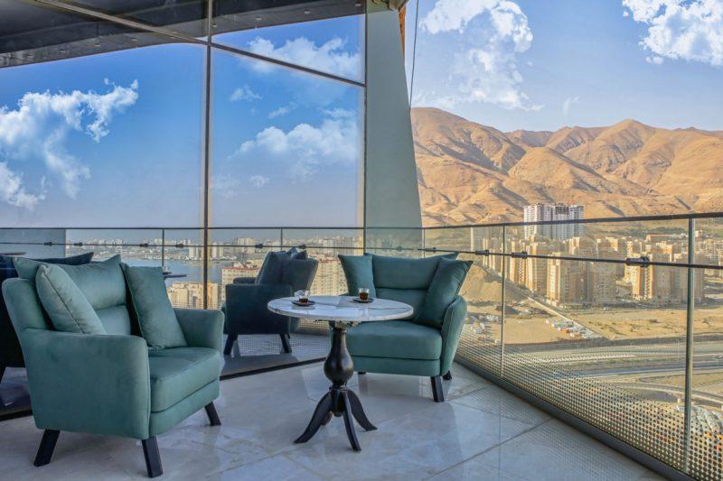 هتل ایران مال