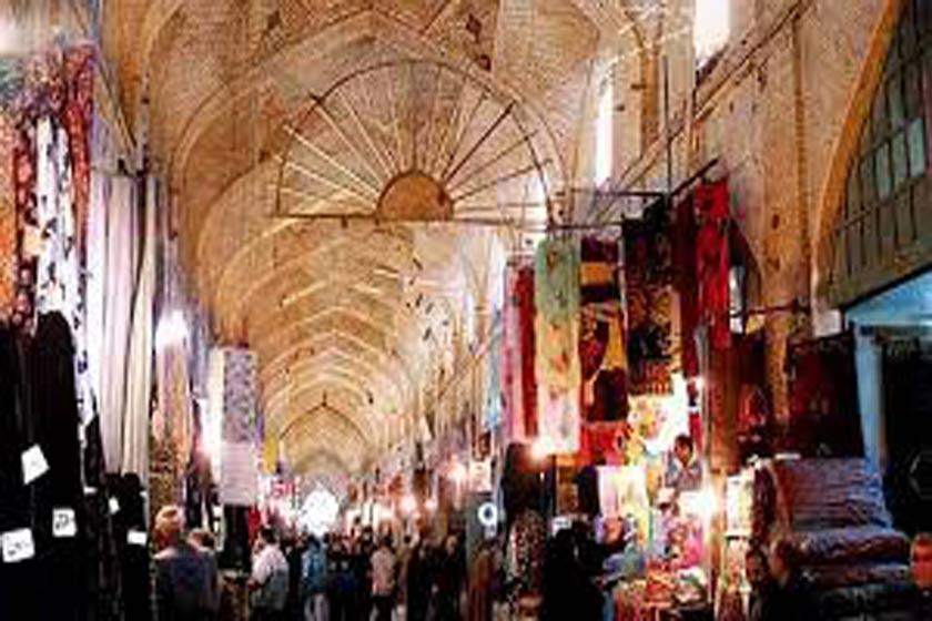 بازار عباس قلی خان جاهای دیدنی مشهد ،100 جاذبه گردشگری معروف