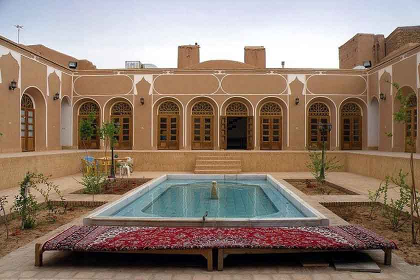 خانه اردکانی جاهای دیدنی مشهد ،100 جاذبه گردشگری معروف