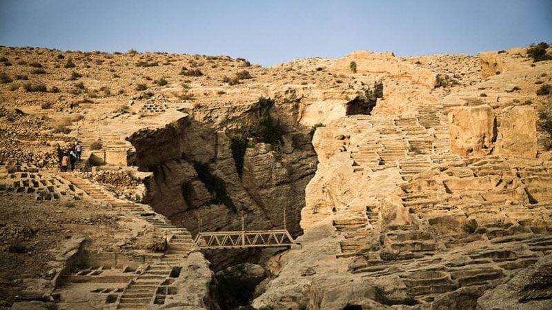 دره لیر 800x450 - جاهای دیدنی سیراف | جاذبه های گردشگری ایران