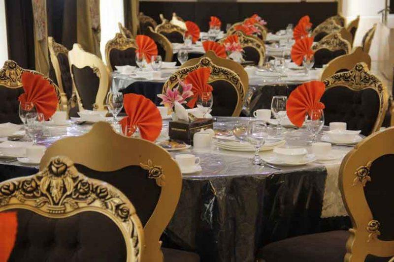 رستوران سدروس مشهد